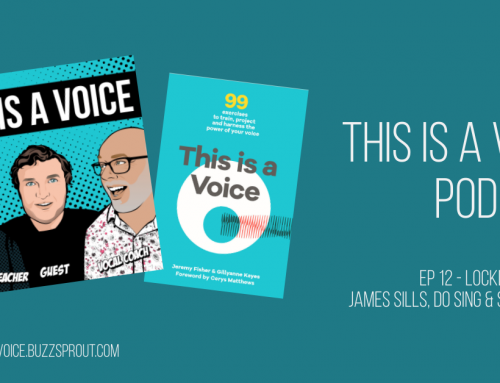 Podcast 12 -James Sills Do Sing Sofa Singers