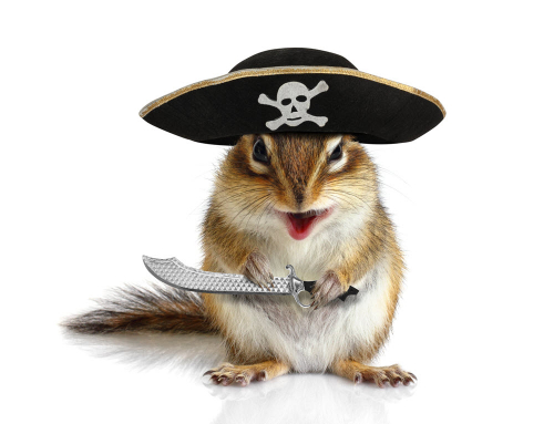 A True Tale of Pirates on the High Cs