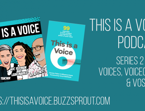 Podcast Series 2 Episode 2 Voice, Voiceovers & VoiceoverSocial